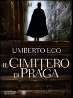 Copertina dell'audiolibro Il cimitero di Praga di ECO, Umberto