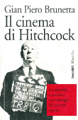 Copertina dell'audiolibro Il cinema di Hitchcock di BRUNETTA, Gian Pietro