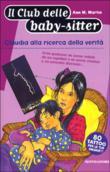 Copertina dell'audiolibro Il Club delle baby-sitter – Claudia alla ricerca della verità di MARTIN, Ann M.