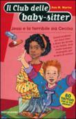 Copertina dell'audiolibro Il club delle baby-sitter – Jessi e la terribile zia Cecilia