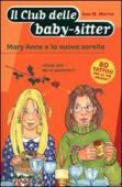 Copertina dell'audiolibro Il club delle baby-sitter – Mary Anne e la nuova sorella di MARTIN, Ann M.