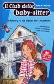 Copertina dell'audiolibro Il Club delle Baby sitter – Stacey e la casa dei misteri