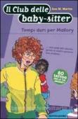 Copertina dell'audiolibro Il club delle baby-sitter – Tempi duri per Mallory di MARTIN, Ann M.