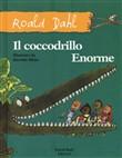 Copertina dell'audiolibro Il coccodrillo Enorme