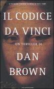 Copertina dell'audiolibro Il codice da Vinci di BROWN, Dan