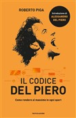 Copertina dell'audiolibro Il codice Del Piero di PIGA, Roberto