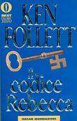 Copertina dell'audiolibro Il codice Rebecca di FOLLETT, Ken