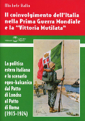 """Copertina dell'audiolibro Il coinvolgimento dell'Italia nella Prima Guerra Mondiale e la """"Vittoria Mutilata"""""""