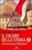 Copertina dell'audiolibro Il colore della storia 2 di CALVANI, Vittoria