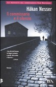 Copertina dell'audiolibro Il commissario e il silenzio di NESSER, Håkan