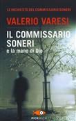 Copertina dell'audiolibro Il commissario Soneri e la mano di Dio