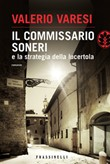Copertina dell'audiolibro Il commissario Soneri e la strategia della lucertola di VARESI, Valerio