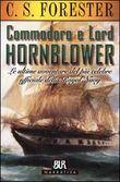 Copertina dell'audiolibro Il commodoro Hornblower di FORESTER, Cecil S.