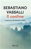 Copertina dell'audiolibro Il confine di VASSALLI, Sebastiano