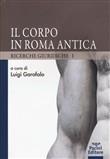 Copertina dell'audiolibro Il corpo in Roma antica