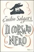 Copertina dell'audiolibro Il Corsaro Nero di SALGARI, Emilio