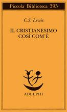 Copertina dell'audiolibro Il cristianesimo così com'è di LEWIS, C.S.