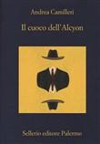 Copertina dell'audiolibro Il cuoco dell'Alcyon di CAMILLERI, Andrea