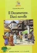 Copertina dell'audiolibro Il Decamerone. Dieci novelle di BOCCACCIO, Giovanni