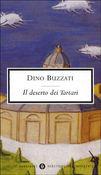 Copertina dell'audiolibro Il deserto dei Tartari di BUZZATI, Dino