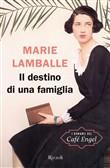 Copertina dell'audiolibro Il destino di una famiglia di LAMBALLE, Marie (Traduzione di M. Francescon)