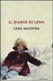 Copertina dell'audiolibro Il diario di Lena di MUCHINA, Lena