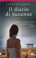 Copertina dell'audiolibro Il diario di Suzanne di PATTERSON, James