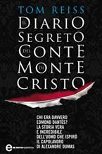 Copertina dell'audiolibro Il diario segreto del conte di Montecristo di REISS, Tom