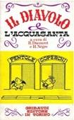 Copertina dell'audiolibro Il diavolo e l'acquasanta di DUCOURET, Roger - NEGRE, Herve
