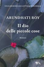 Copertina dell'audiolibro Il dio delle piccole cose di ROY, Arundhati