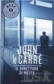 Copertina dell'audiolibro Il direttore di notte di LE CARRÈ, John