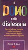 Copertina dell'audiolibro Il dono della dislessia di DAVIS, Roland D.