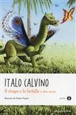 Copertina dell'audiolibro Il drago e le farfalle e altre storie di CALVINO, Italo