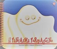 Copertina dell'audiolibro Il Fantasma Formaggino di MELE, Aldo