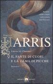 Copertina dell'audiolibro Il fante di cuori e la dama di picche di HARRIS, Joanne