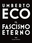 Copertina dell'audiolibro Il Fascismo eterno di ECO, Umberto