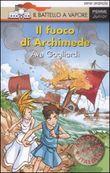 Copertina dell'audiolibro Il fuoco di Archimede di GAGLIARDI, Ave