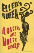Copertina dell'audiolibro Il gatto dalle molte code di QUEEN, Ellery