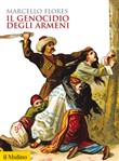 Copertina dell'audiolibro Il genocidio degli Armeni di FLORES, Marcello