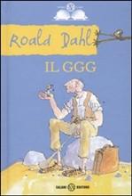 Copertina dell'audiolibro Il GGG di DAHL, Roald