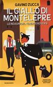 Copertina dell'audiolibro Il giallo di Montelepre di ZUCCA, Gavino