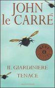 Copertina dell'audiolibro Il giardiniere tenace di LE CARRÈ, John