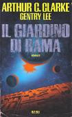 Copertina dell'audiolibro Il giardino di Rama di CLARKE, Arthur C. - GENTRY, Lee