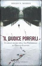 Copertina dell'audiolibro Il giudice Porfirij di MORRIS, Roger N.