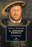 Copertina dell'audiolibro Il grande Enrico