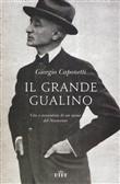 Copertina dell'audiolibro Il grande Gualino di CAPONETTI, Giorgio