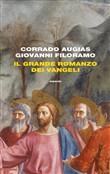 Copertina dell'audiolibro Il grande romanzo dei Vangeli di AUGIAS, Corrado - FILORAMO, Giovanni