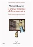 Copertina dell'audiolibro Il grande romanzo della matematica: dalla preistoria ai giorni nostri di LAUNAY, Mickael