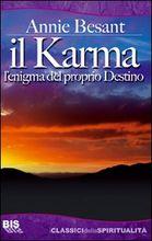 Copertina dell'audiolibro Il Karma di BESANT, Annie