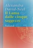 Copertina dell'audiolibro Il Lama dalle cinque saggezze